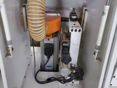 出售二手木工机械设备迪玛全自动封边机带开槽二手全自动双修封边
